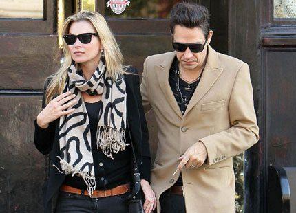 Kate Moss har gift sig