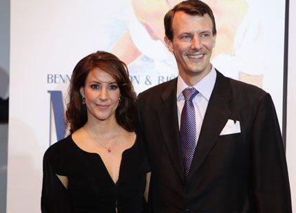 Mamma Mia hade kunglig premiär i Danmark