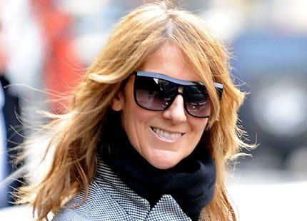 Céline Dion har fått sina tvillingpojkar
