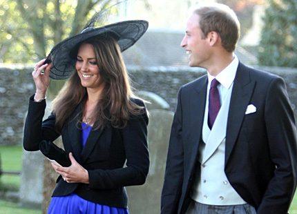 William och Kate på samma bröllop som prins Williams exflickvänner