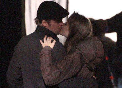 PR-trick eller kärlek <br> för Angelina Jolie och Brad Pitt?