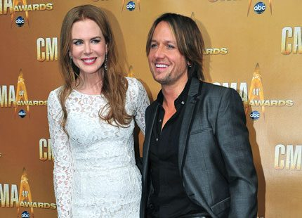 Nicole Kidman och Keith Urban har fått en dotter till