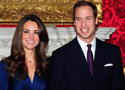 Här är Kate Middletons och prins Williams kärlekshistoria...