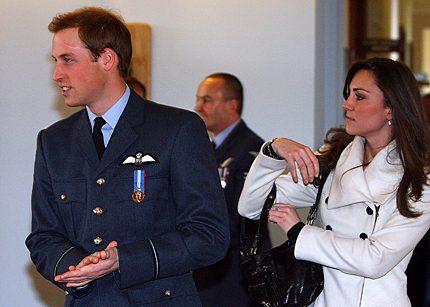 Prins William och hans Kate har redan en bröllopsfixare
