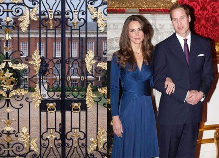 Prins William och hans Kate flyttar kanske in i Dianas gamla hem