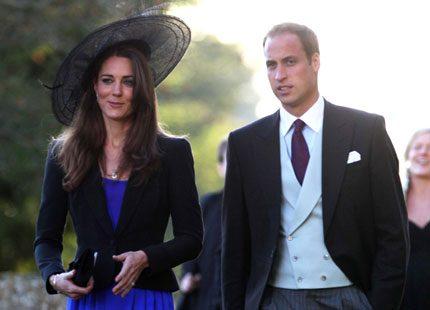 Den 29 april blir det bröllop för Kate och William!