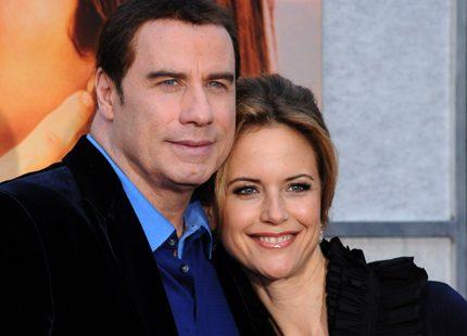 Nu har John Travoltas och Kelly Prestons lille Benjamin anlänt