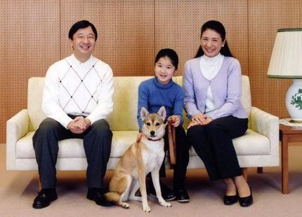 Prinsessan Aiko trivs nu åter i skolan