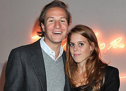 Beatrice och Dave - nästa kungliga förlovningspar
