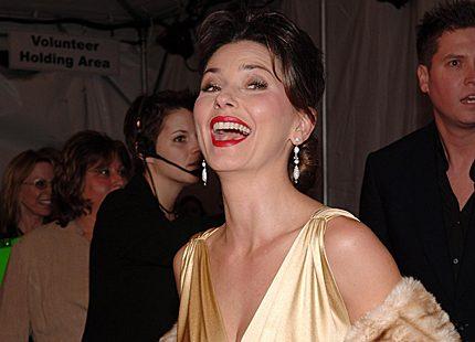 Shania Twain gifter sig med väninnans försmådde make