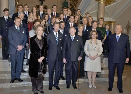 Storhertigen Jean av Luxemburg har fyllt 90 år