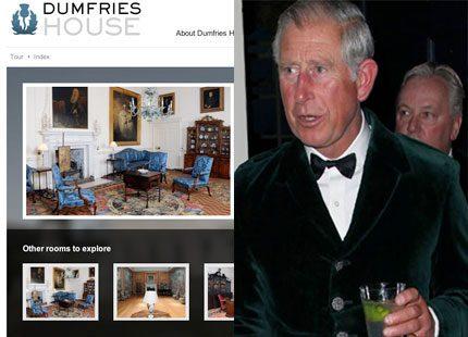 Titta in i huset prins Charles räddade åt eftervärlden