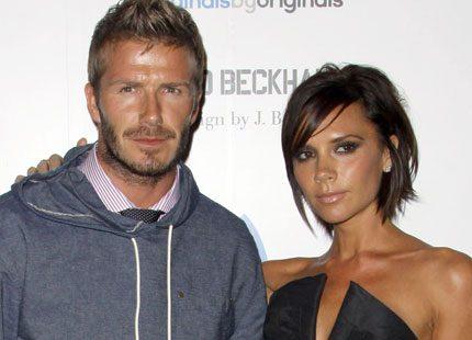 Paret Beckham väntar sitt fjärde barn