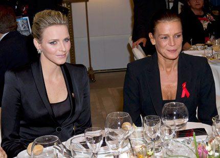 Prinsessan Stéphanie: Charlene blir en underbar svägerska