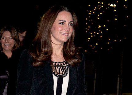 Kate Middleton slutar jobba i familjeföretaget