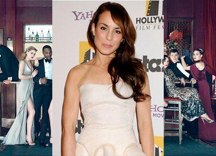 Noomi Rapace på omslaget till Vanity Fair