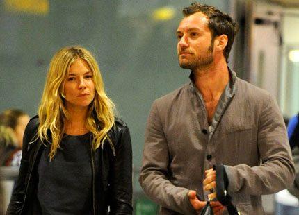 Jude Law och Sienna Miller har gjort slut igen