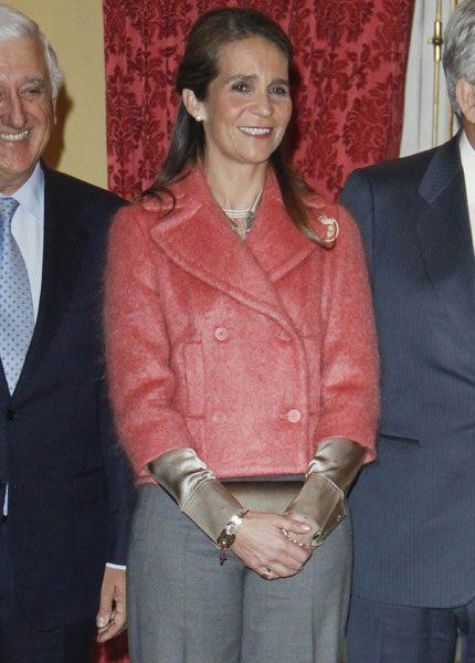 Prinsessan Elena gick på tjurfäktning