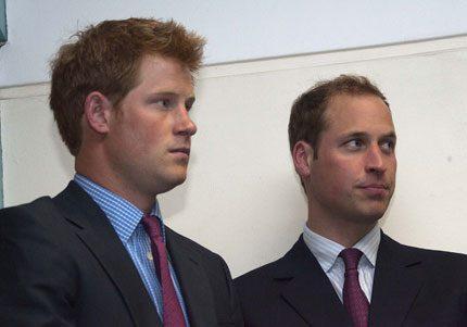 Prins Harry blir bestman på broderns bröllop