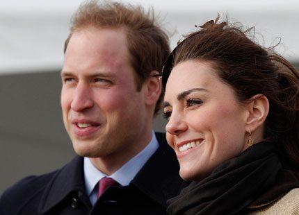 Kate och William på uppdrag tillsammans