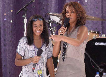 Har även Whitney Houstons dotter börjat knarka?
