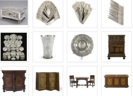 Holländska kungahusets unika auktion på Sotheby's