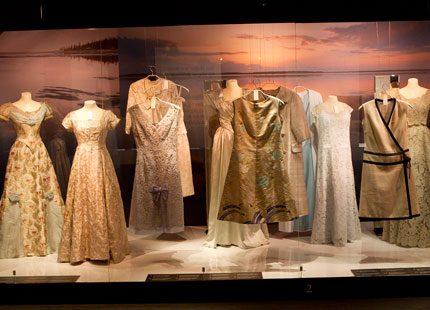Kungligt klänningsmode genom tiderna