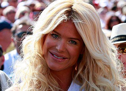 Victoria Silvstedt avslöjar: Jag är bjuden till bröllopet i Monaco