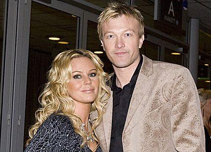 Magdalena Graaf <br>och Magnus Hedman<br> har förlikats
