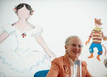 Drottning Margrethe och prins Henrik har börjat sin semester