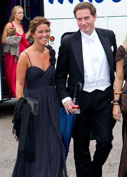 Emma Pernald festade också i Båstad