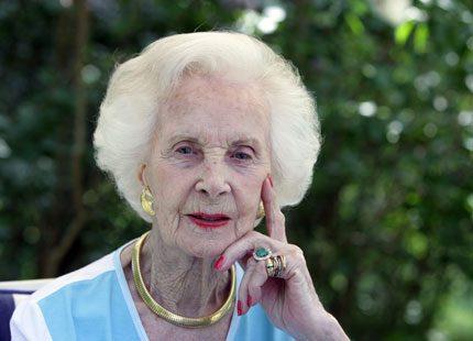 Grattis prinsessan Lilian på 96-årsdagen!