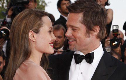 Brad och Angelina förnekar alla skilsmässorykten
