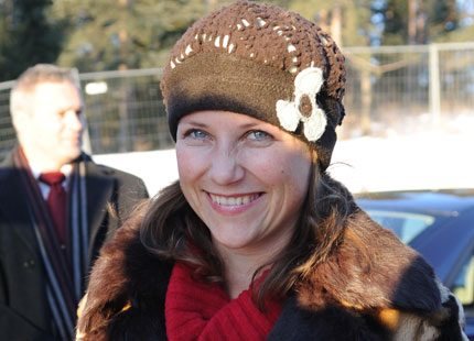 Grattis prinsessan Märtha Louise som fyller 39 idag!