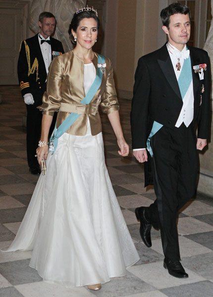 Bildspel: Hubertusjakt med danska kungafamiljen