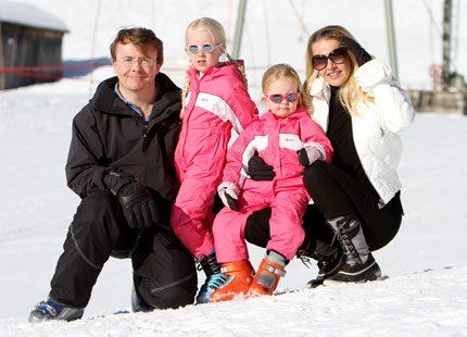 Prins Johan Friso har flugits hem till Holland