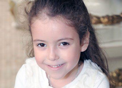 Prinsessan Lalla Khadija har fyllt fem år