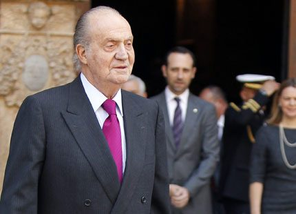 Den kungliga spanska semestern är över