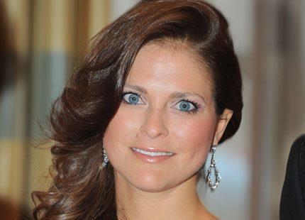 Madeleine på operagala i New York