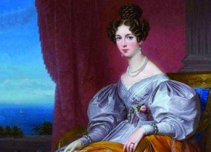 Ny bok om drottning Josefina - Bakom kulisserna vet mer