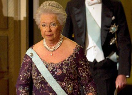 Prinsessan Christina bestulen i fräck juvelkupp