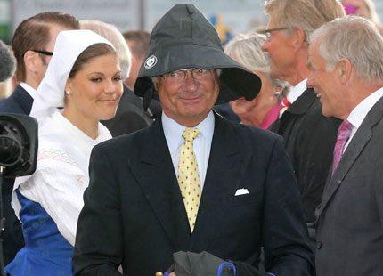 Fräckt inbrott på Drottningholm - Daniel Nyhlén vet mer