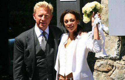 Boris Becker har blivit <br> pappa igen
