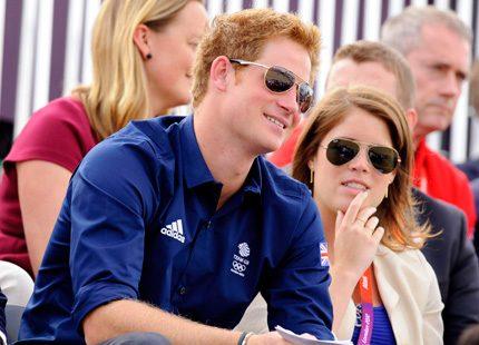 Prins Harry går i förlovningstankar?