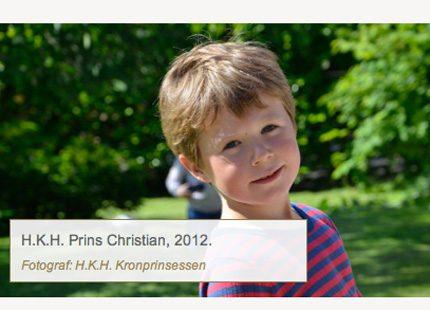 Nya bilder på de danska prinsarna och prinsessorna...