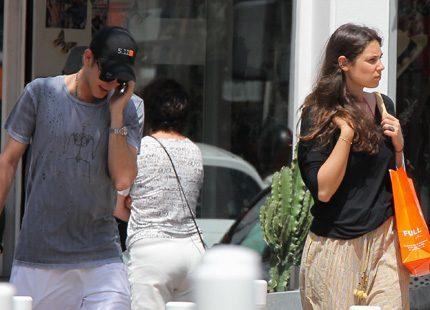 Tatiana och Nikolaos i stor intervju med tidningen Vanity Fair