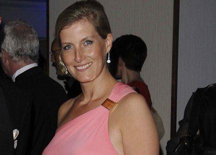 Prins Edwards hustru Sophie har fyllt 46 år