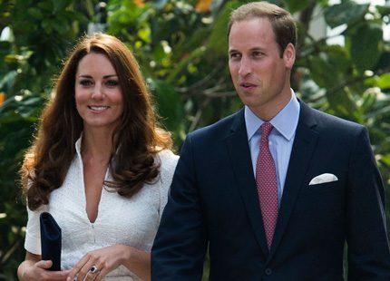 William och Kate: Vi kunde inte vara lyckligare