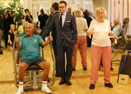 gym för äldre