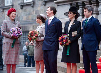Nu är det bekräftat - Kronprinsessan Mary väntar tvillingar